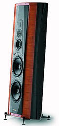 Front view of the Sonus Faber Sonus Faber Stradivari Homage