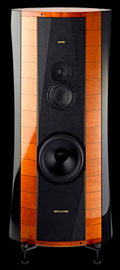 Front view of the Sonus Faber Sonus Faber Elipsa SE