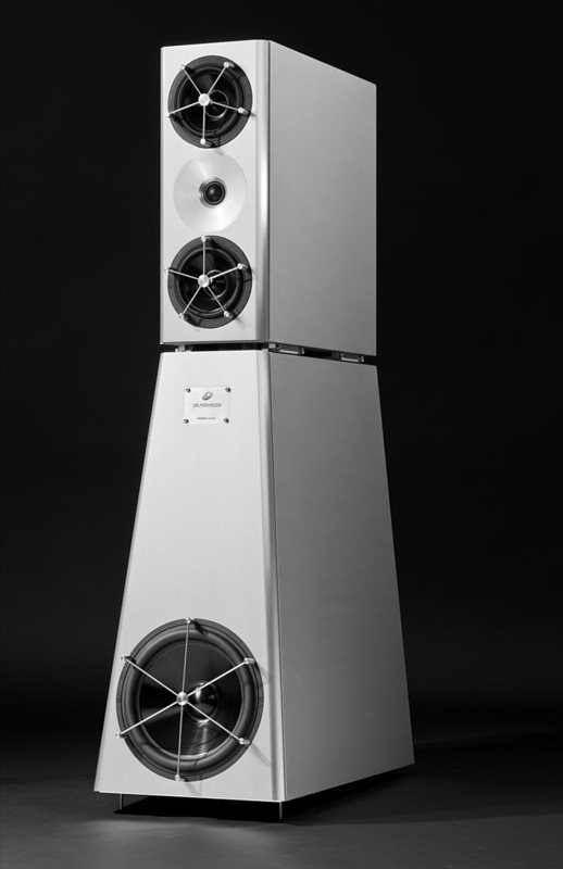 Front view of the YG Acoustics YG Acoustics Anat III Studio