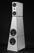 Front view of the YG Acoustics YG Acoustics Anat III Professional