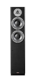 Front view of the Dynaudio Dynaudio DM 3/7