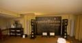 Von Schweikert speakers, Constellation gear and UHP reel-to-reel room