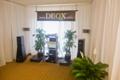 DEQX controlling Plinius amplifiers driving YG Acoustics Kipod speakers