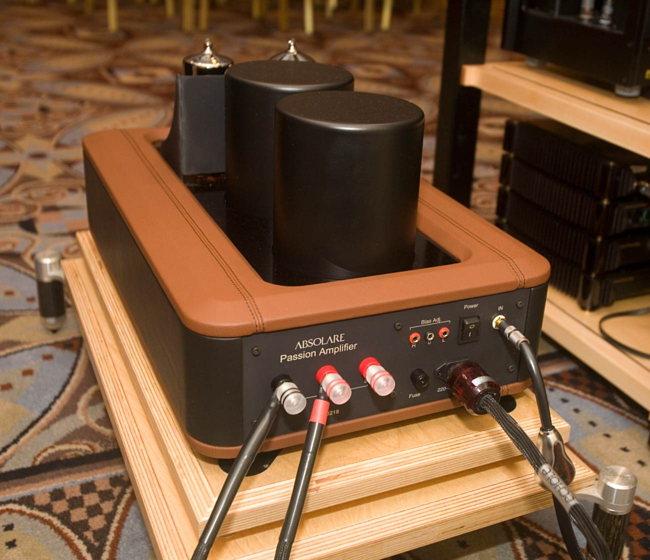AbsolarePassion Amplifier