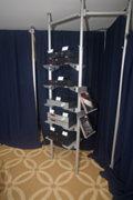 Simaudio gear on display