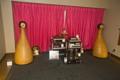 Viv Lab speakers on KR Audio amplifier