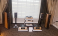 Accuphase on Franco Serblin speakers